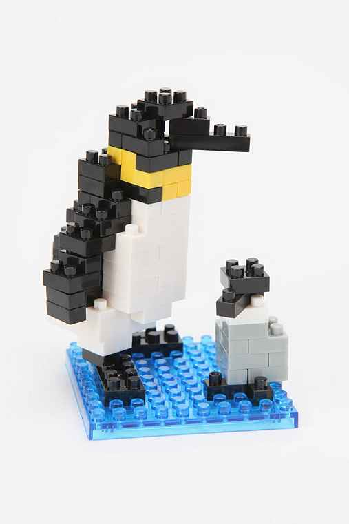Nano Blocks - Penguin
