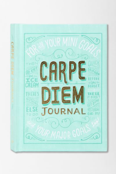Carpe Diem Journal