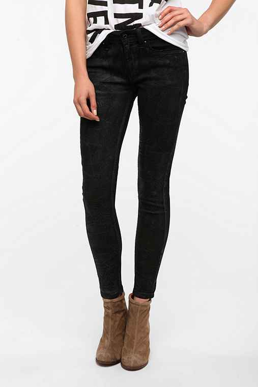 Levi's Coated Denim Legging