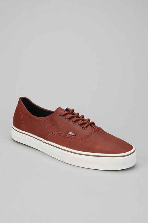 Vans California Nature Leather Authentic Decon CA Sneaker