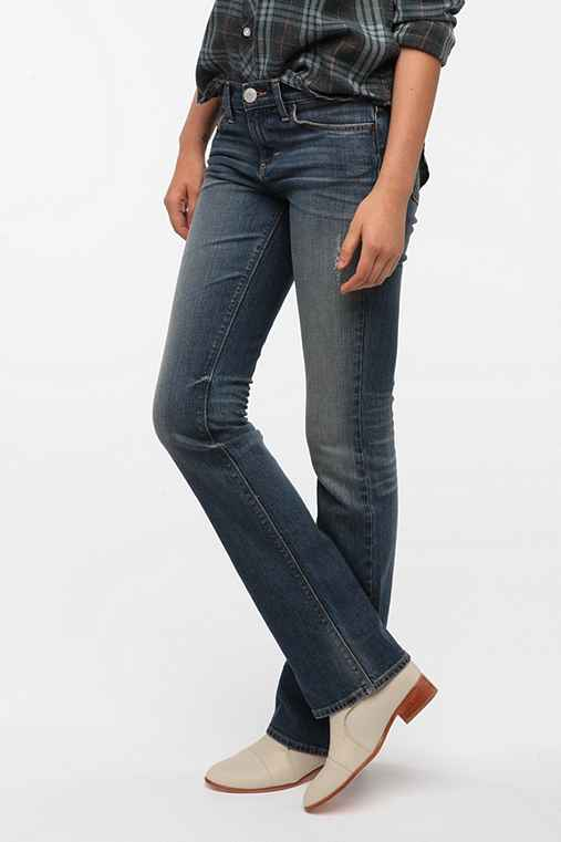 Dittos Bella Boot Cut Jean - Newport Wash