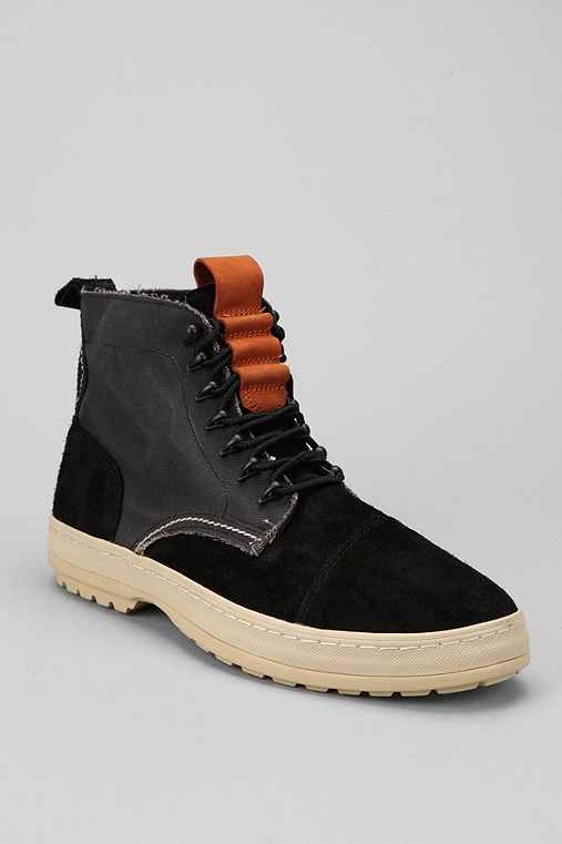 Vans California Oxford Toe Cap Boot