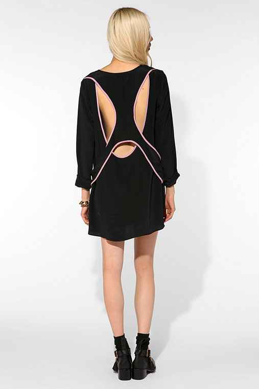 Shakuhachi Active Mini Dress