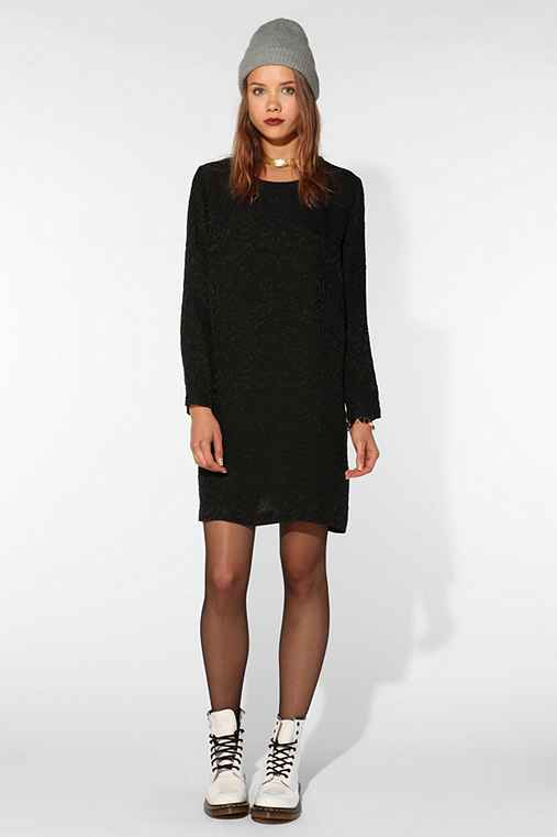 Rodebjer Candice Long-Sleeved Shift Dress