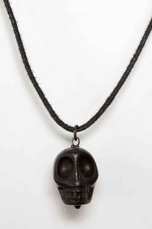 BESS @ UO Skull Necklace