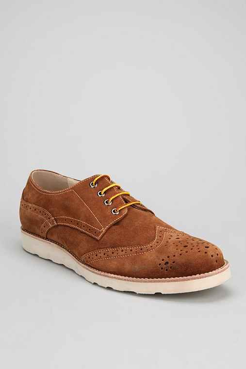 Hawkings McGill Work Brogue
