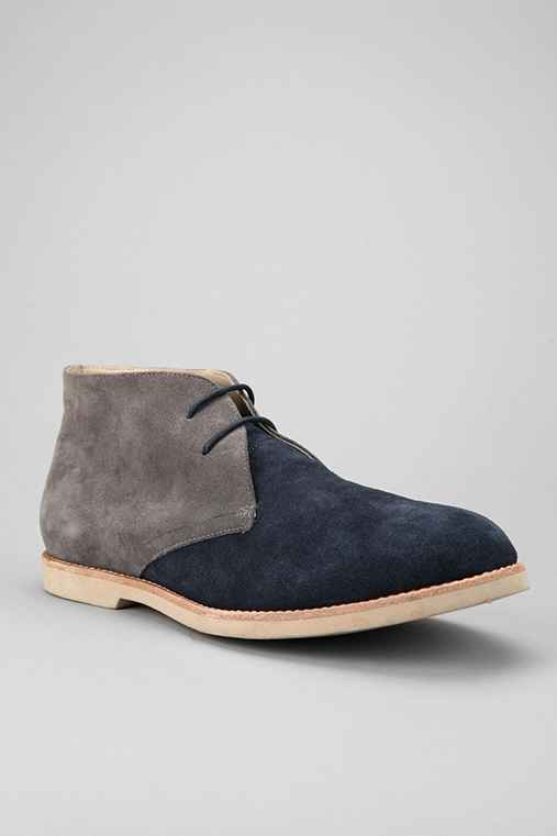 Hawkings McGill Suede Chukka Boot