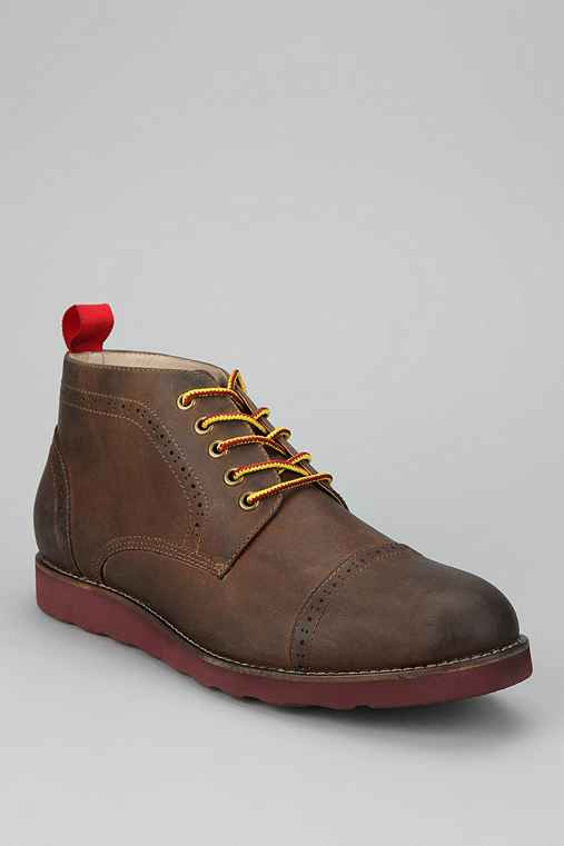 Hawkings McGill Work Brogue Chukka Boot