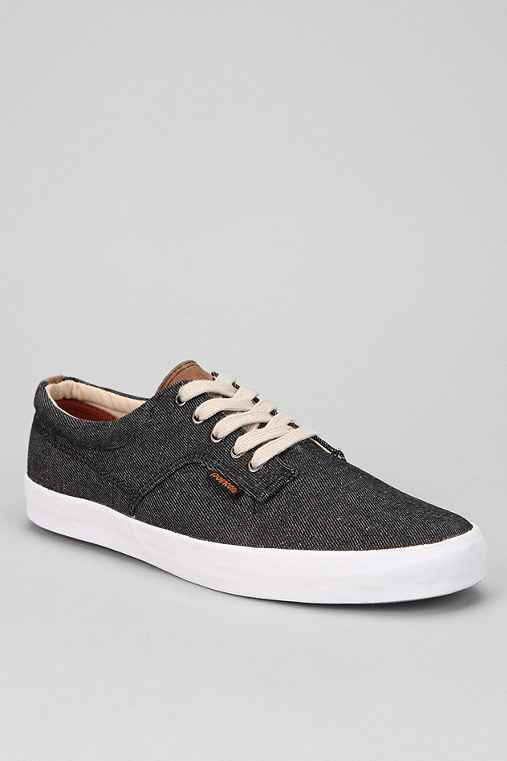Pointer A.F.D. Denim Plimsoll Sneaker