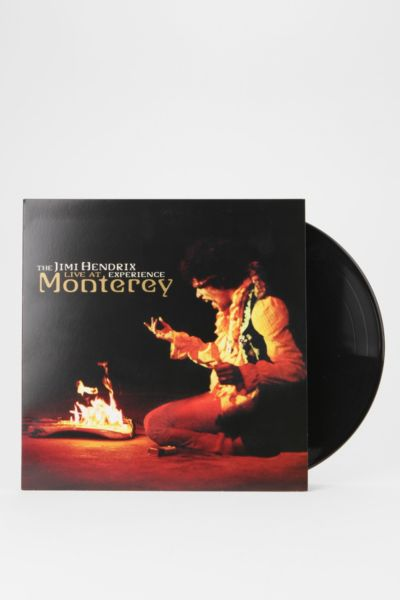 Jimi Hendrix - Live At Monterey LP