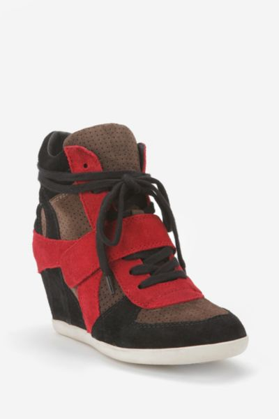 Ash Bowie High-Top Wedge-Sneaker