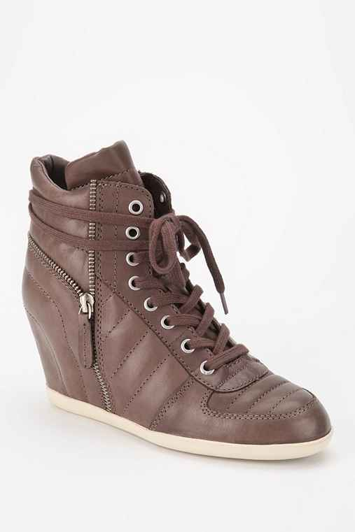 Ash Brooklyn High-Top Wedge-Sneaker