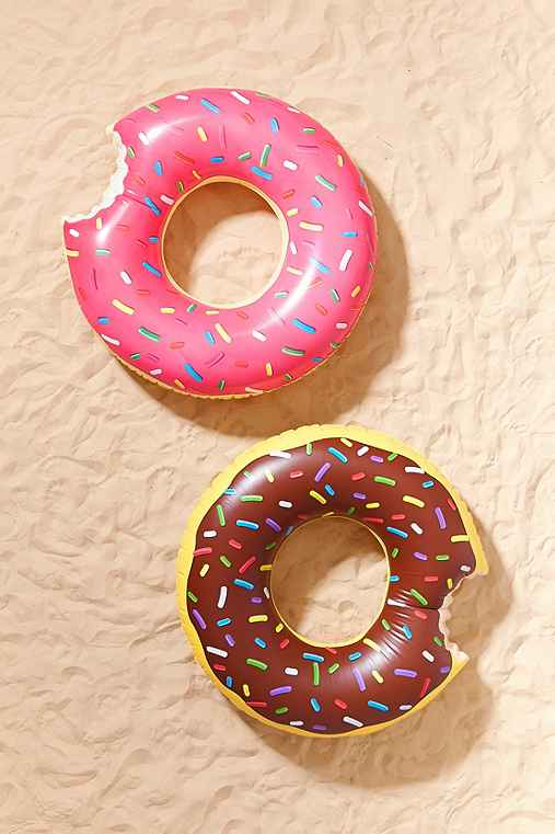 Donut Pool Float,ASSORTED,ONE SIZE
