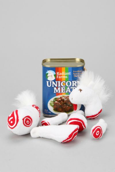 Radiant Farms Canned Unicorn Meat