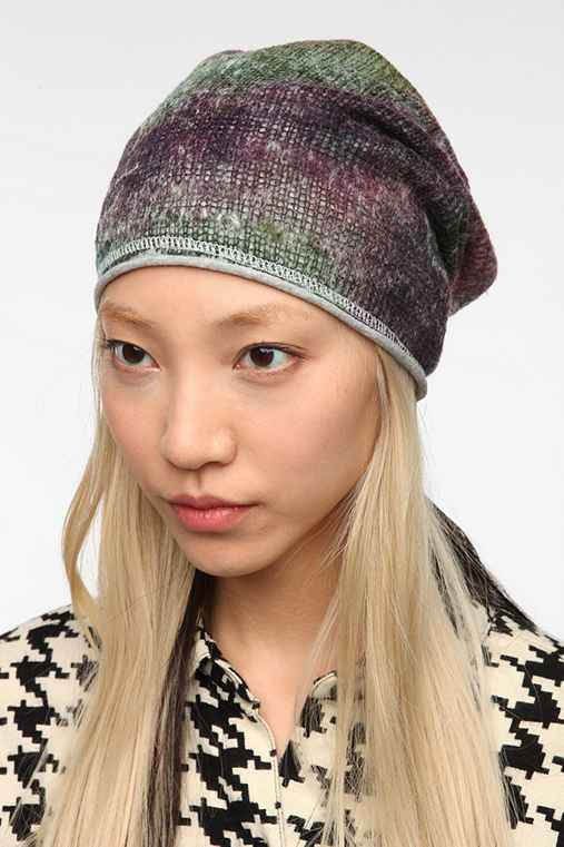Staring at Stars Cosmic Slouchy Beanie Hat
