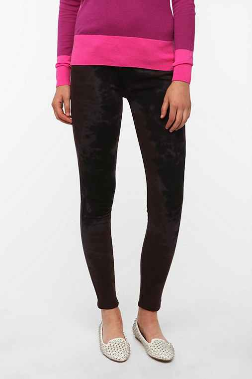 Levi's Denim Legging - Black Fiery Heart