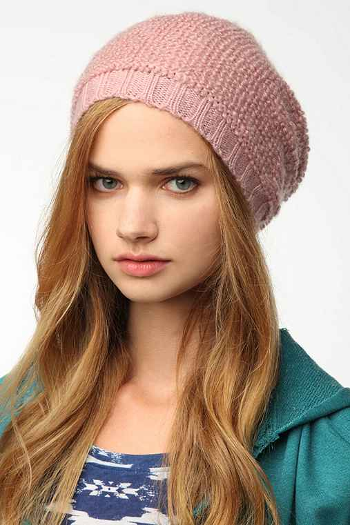 Staring At Stars Slouchy Beanie