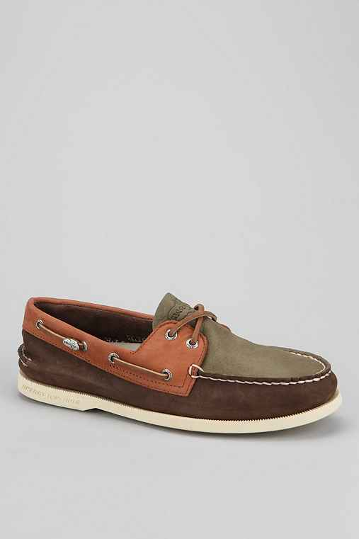 Sperry Top-Sider Authentic Original Relaxed Leather Boat Shoe