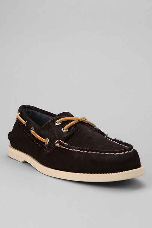 Sperry Top-Sider 2-Eye Pony Hair Boat Shoe