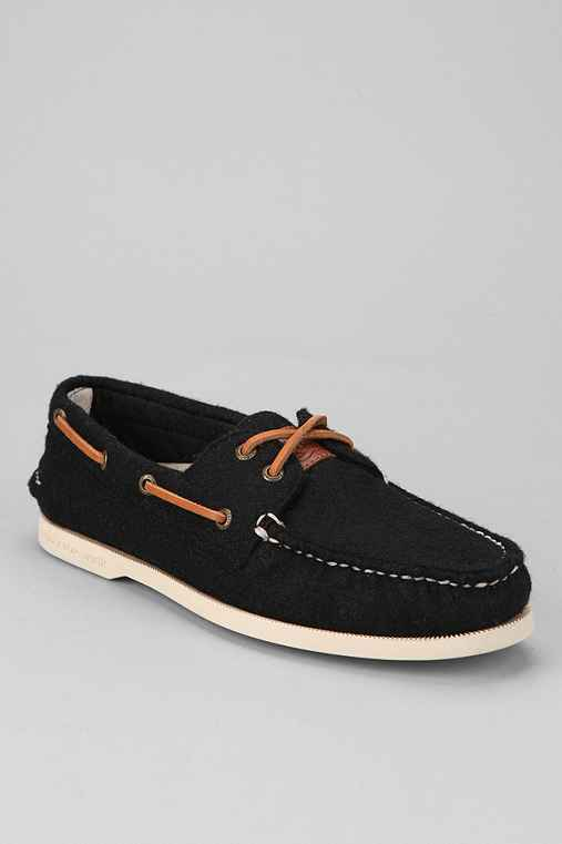 Sperry Fidelity Authentic Original 2-Eye Wool Boat Shoe