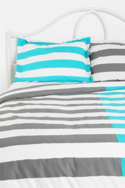 Assembly Home Dual Stripe Sham - Set Of 2