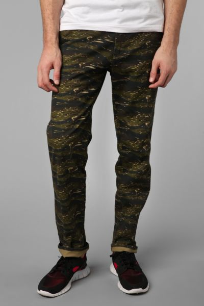 Koto Tiger Camo Military Chino Pant