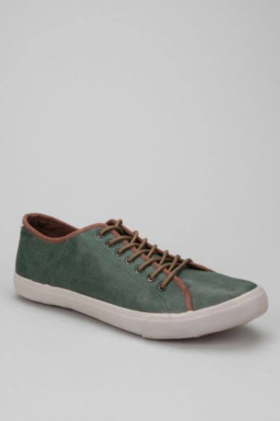 UO Leather Vulc Sneaker