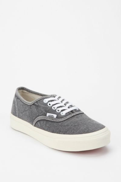 Vans Authentic Washed Canvas Sneaker