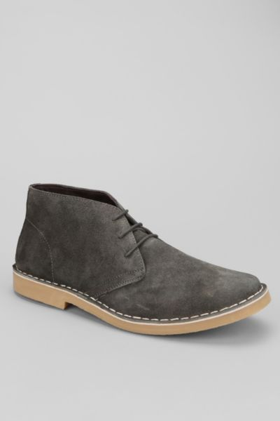 Hawkings McGill Suede Desert Boot
