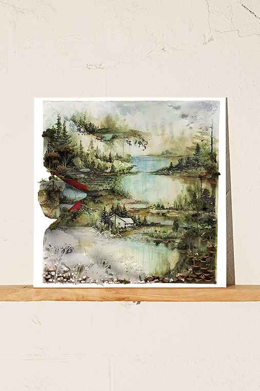 Bon Iver - S/T LP + MP3