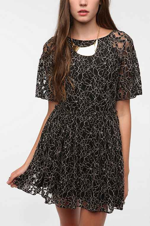 DV By Dolce Vita Esmeralda Lace Dress