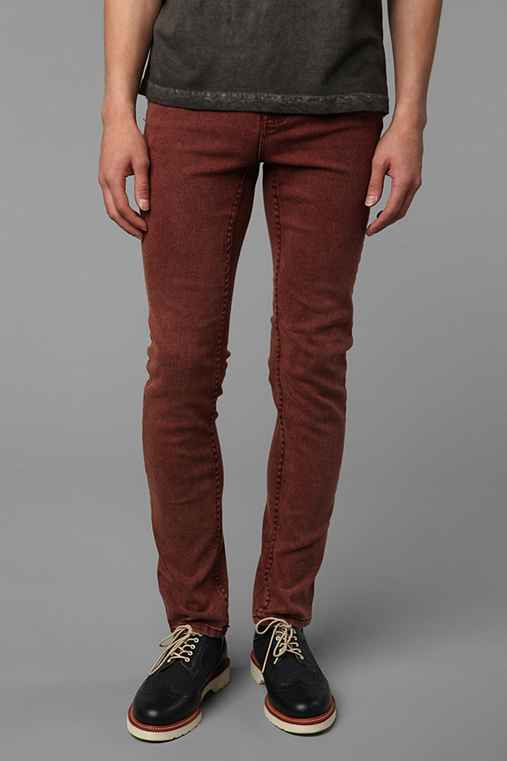 Cheap Monday Tight Ice Brown Jean