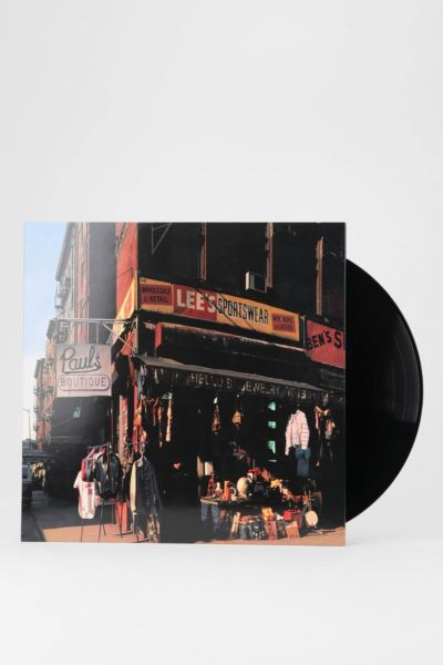 Beastie Boys - Paul's Boutique 20th Anniversary Edition LP + MP3
