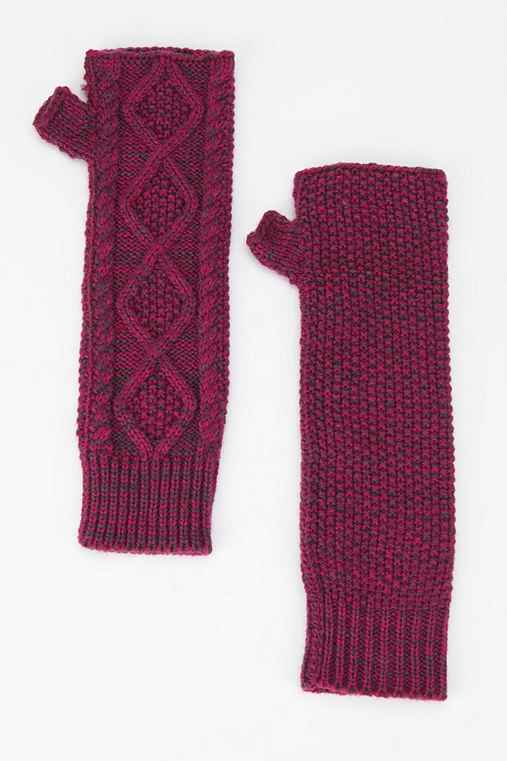 Pins and Needles Cable Arm Warmer