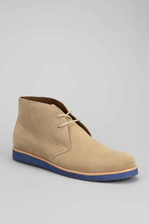 Shore Leave Crepe Chukka Boot