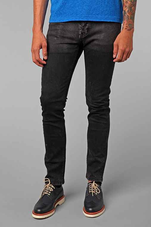 Kill City Waxed Indie Jean
