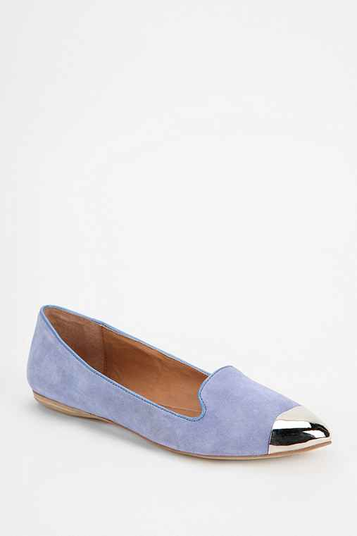 Dolce Vita Luna Metal Cap-Toe Loafer
