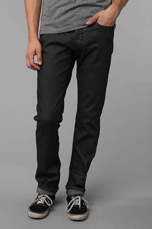 Kill City Raw Coated Wire Jean