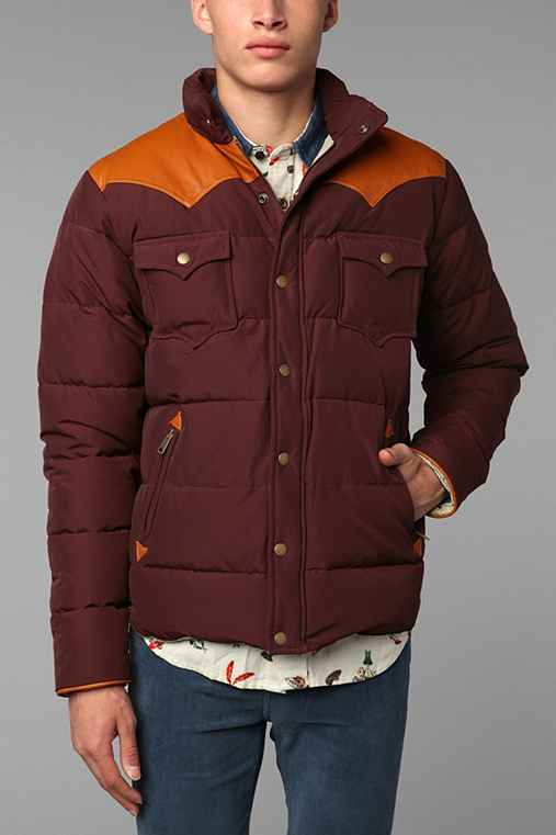 Penfield Stapleton Puffer Jacket