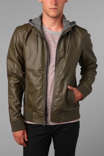 Charles & 1/2 Thermal Hood Jacket