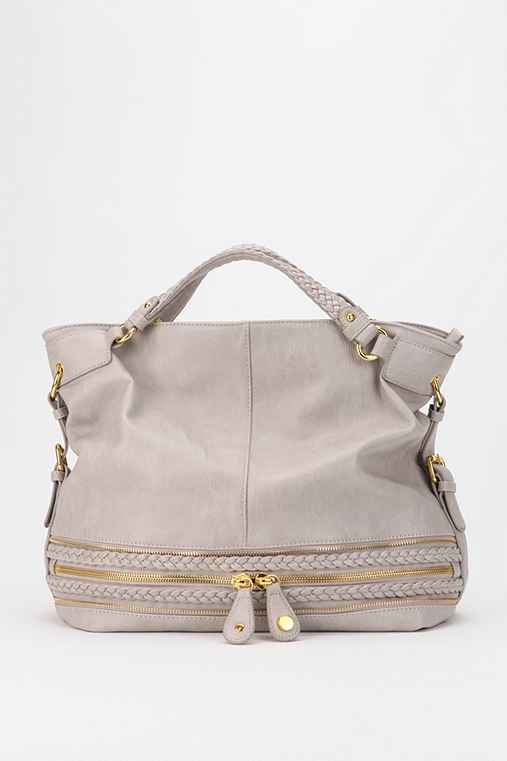 Urban Expressions Braid Satchel