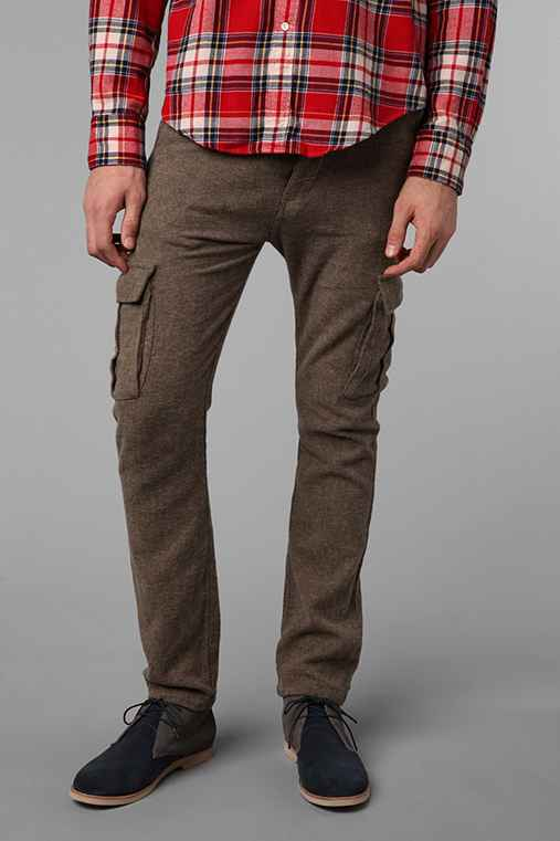 Oxford Lads Tweed Cargo Pant