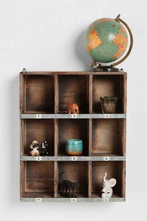 Thumbnail image for Little Boxes Wall Organizer