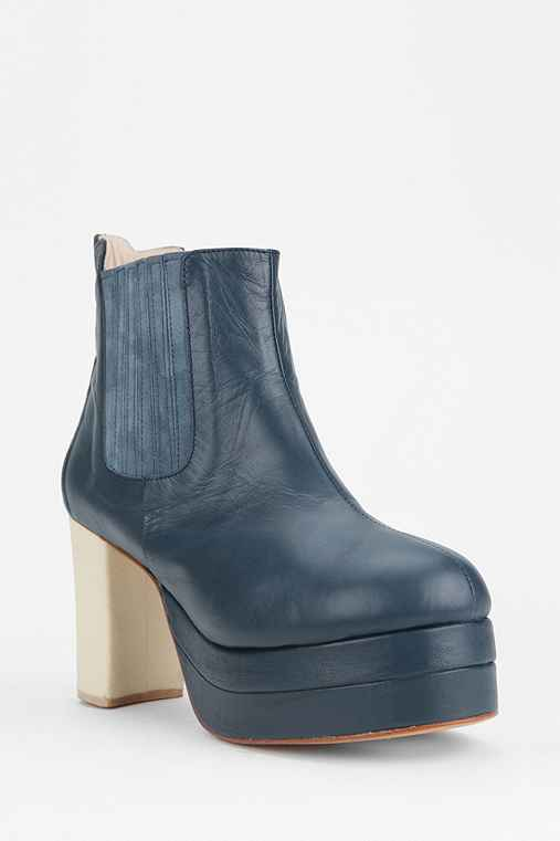 Carin Wester Rousseau Platform Ankle Boot