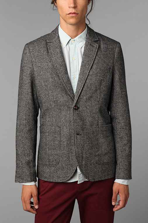 Hawkings McGill Stanton Tweed Blazer
