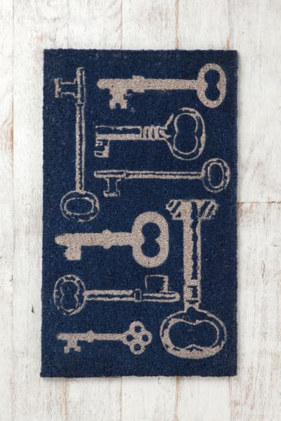 Locksmith Welcome Mat