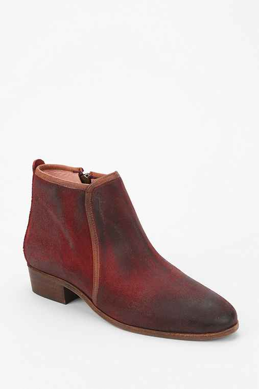 Malababa Txeels Leather Ankle Boot