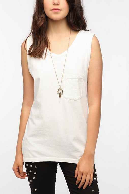 SkarGorn Sleeveless Female Tee