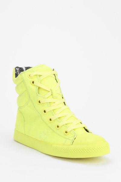 Betsey Johnson Nexus High-Top Sneaker