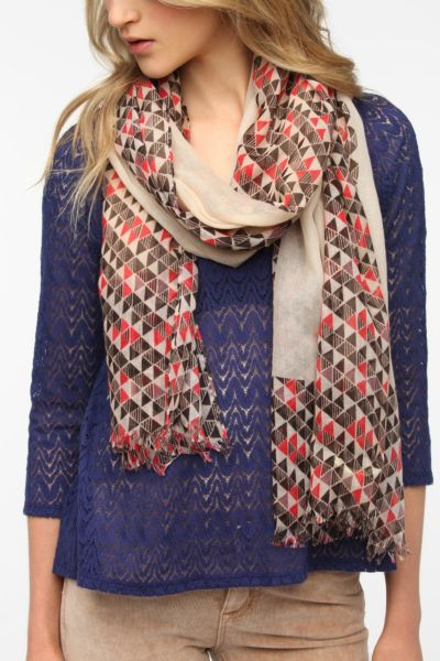 Staring At Stars Borderline Scarf